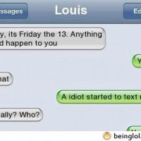 Really Who ?