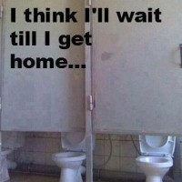 I Think I'll Wait Till I Get Home
