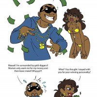Why Girls Go Out With Rappers