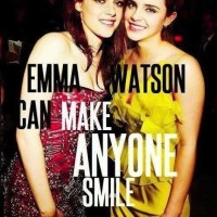 Emma Watson Can Make Anyone Smile ...