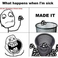 Le Me Sick!