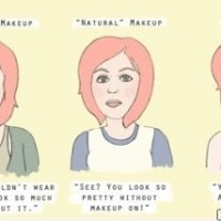 The Realty Of Women's Makeup.