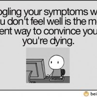 Googling Your Symptoms
