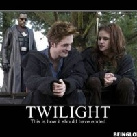 How Twilight Should Have Ended !