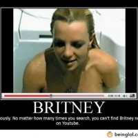 Britney - You Will Never Find It