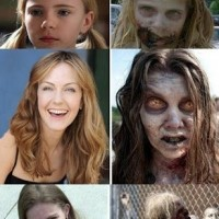 Top 10 Make-up Of The Walking Dead's Zombies