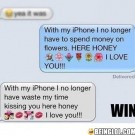 Wow Girlfriend Win