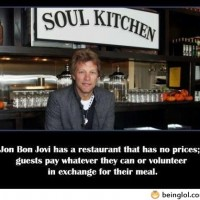 Good Guy Jon Bon Jovi