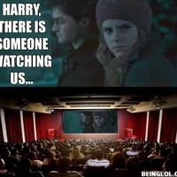 Harry There Is Someone Watching Us ...