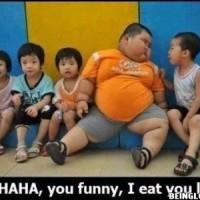 I Eat You Last ...
