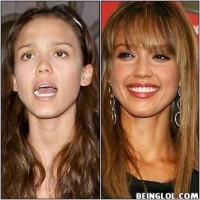 Jessica Alba Without Makeup !