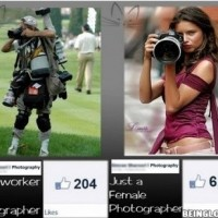 Photographers Male Vs Female !