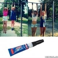 Super Glue ...