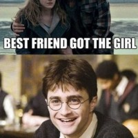 Harry Potter Best Friend !