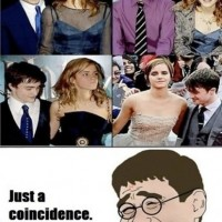 Harry Potter - Just A Coincidence !