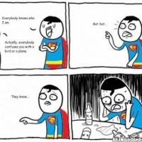 Superman Trolled ...