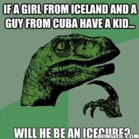 Iceland And Cuba !