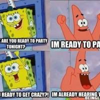 I Love Patrick .