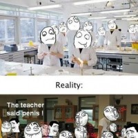 Biology At School!