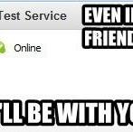 Skype Loves Me ...
