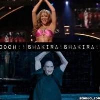 Oooh ...shakira