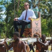Prince William, Do You Think This Is Kinda Inappropriate