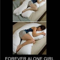 Forever Alone Girl Level 80