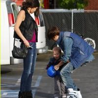 Justin Bieber & Selena Gomez Benihana