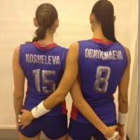 Meanwhile … The Russian Volleyball Team