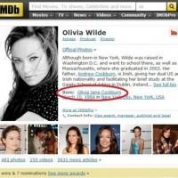 Olivia Wilde Fail
