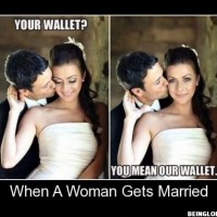 When A Woman Gets Married