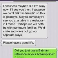 Classy Way My Boyfriend Left!