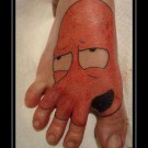 Ugliest. Tattoo. Ever!!!