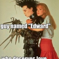 Edward Deserves Love