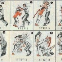 5 Steps For Ladies To Survive From Rap!st.