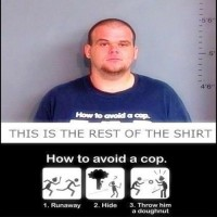 How To Avoid A Cop? Don't Admit Anything…