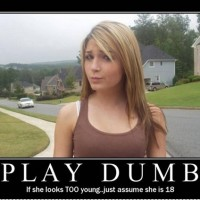 Play Dumb