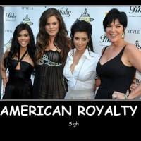 American Royalty Sigh