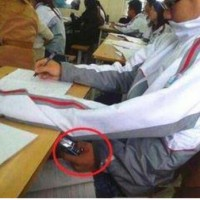 How To Cheat In Examination