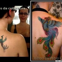 Best Tattoo Cover Up Ever!
