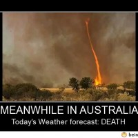 Meanwhile In Australia..