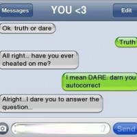 Boyfriend Busted By Clever Girlfriend In Truth Or Dare Game