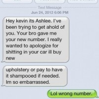 This Is A Wrong Number