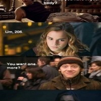 Now That's A Nasty Question For Emma Watson Lol