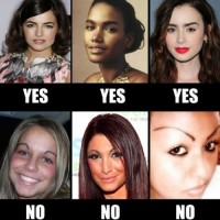 Eyebrows… Learn The Difference!