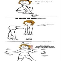How Girls Get Down, True Story…!!!
