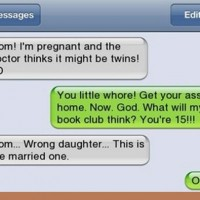 Mom I'm Pregnant And Doctor Thinks It Might Be Twins!