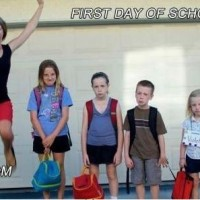 First Day Of School !!!