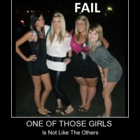 One Of Those Girls…