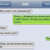 I Dropped My Phone